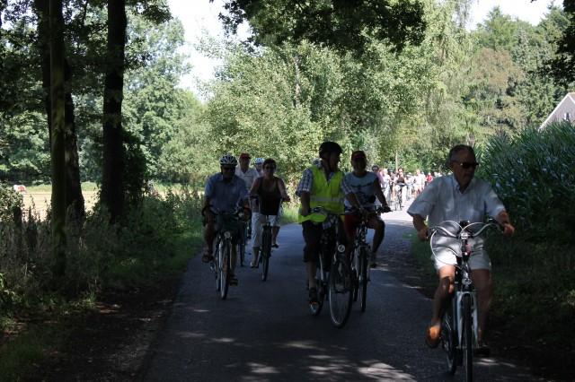 Fahrradwanderung