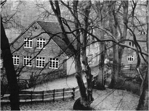 """ehemalige """"Alte Mühle"""""""