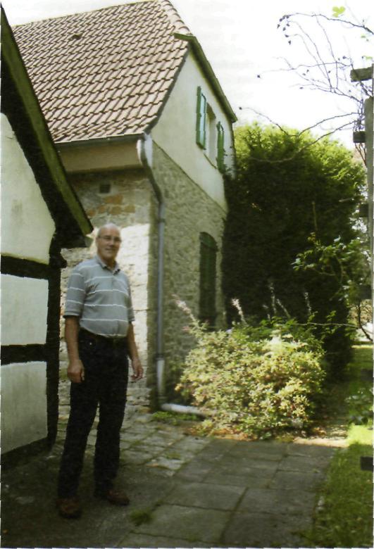 Bodo Diekmann 1. Vorsitzender vom Heimatverein